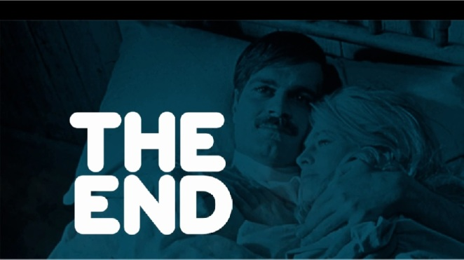 BFI The ENd image
